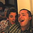 Happy housemates