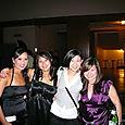 Sarah, Stina, Mi, Leaf