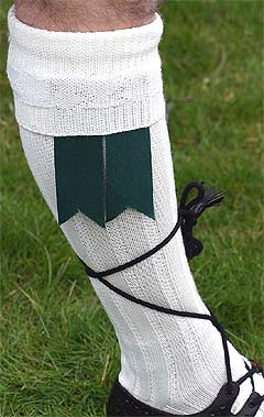 FREE KNITTING PATTERNS FOR KILT SOCKS   KNITTING PATTERN