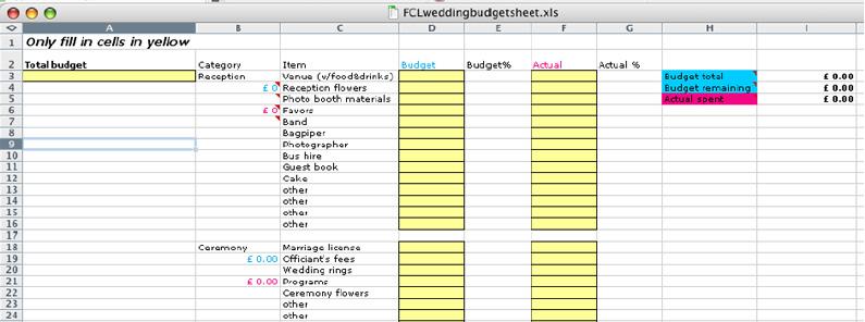 Budgetscreenshot