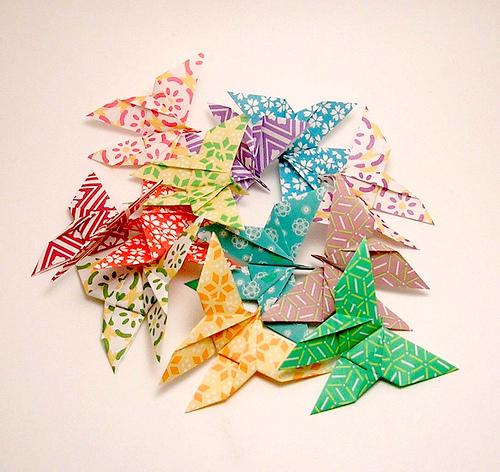 Origamibutt